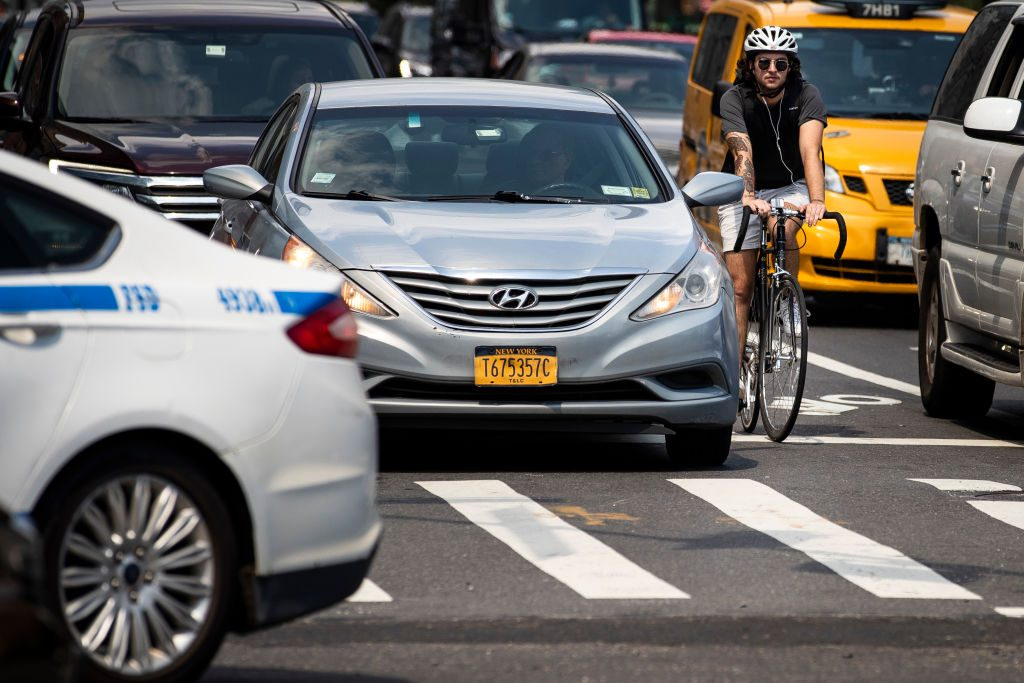 New York City's 18th Bicycle-Traffic Fatality Of 2019 Prompts New Safety Plans