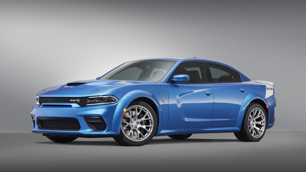 Dodge Charger Hellcat Daytona Widebody