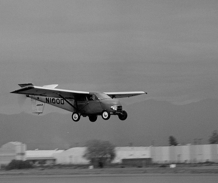 1966 Aero-Car