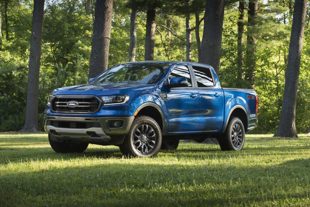 2019 Ford Ranger FX2