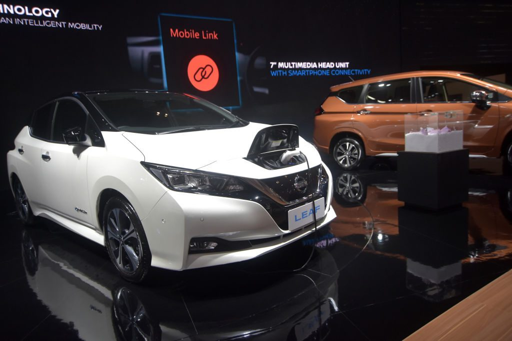 Electric cars, Nissan Leaf
