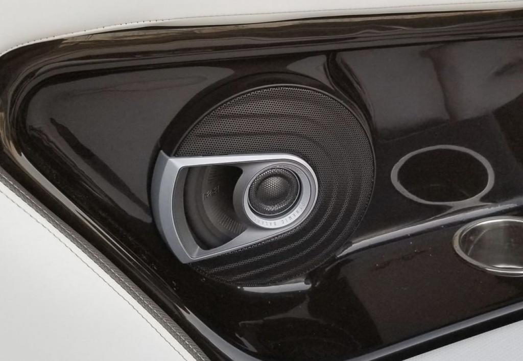 Polk Audio waterproof car speakers