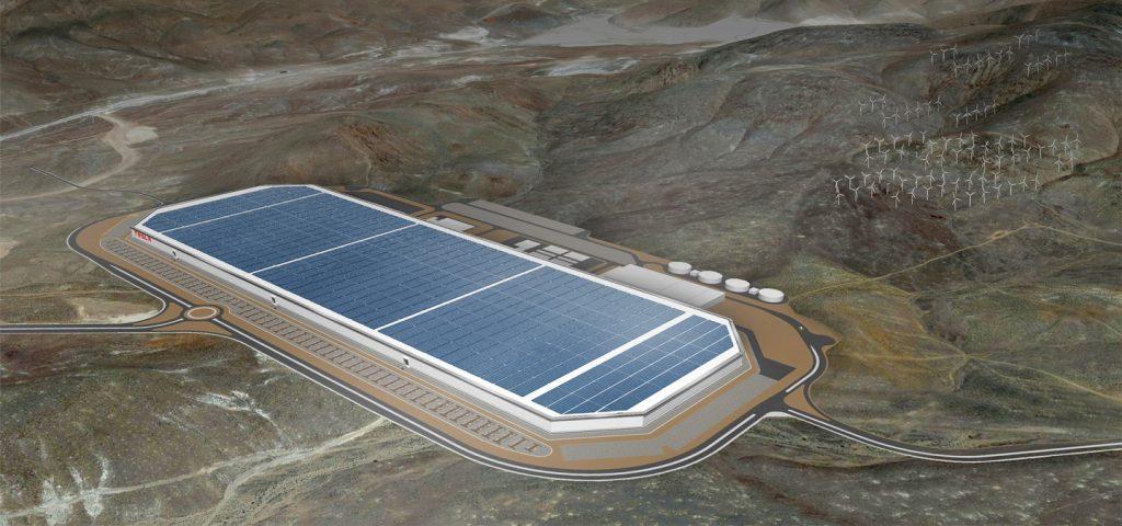 Tesla Gigifactory | Tesla