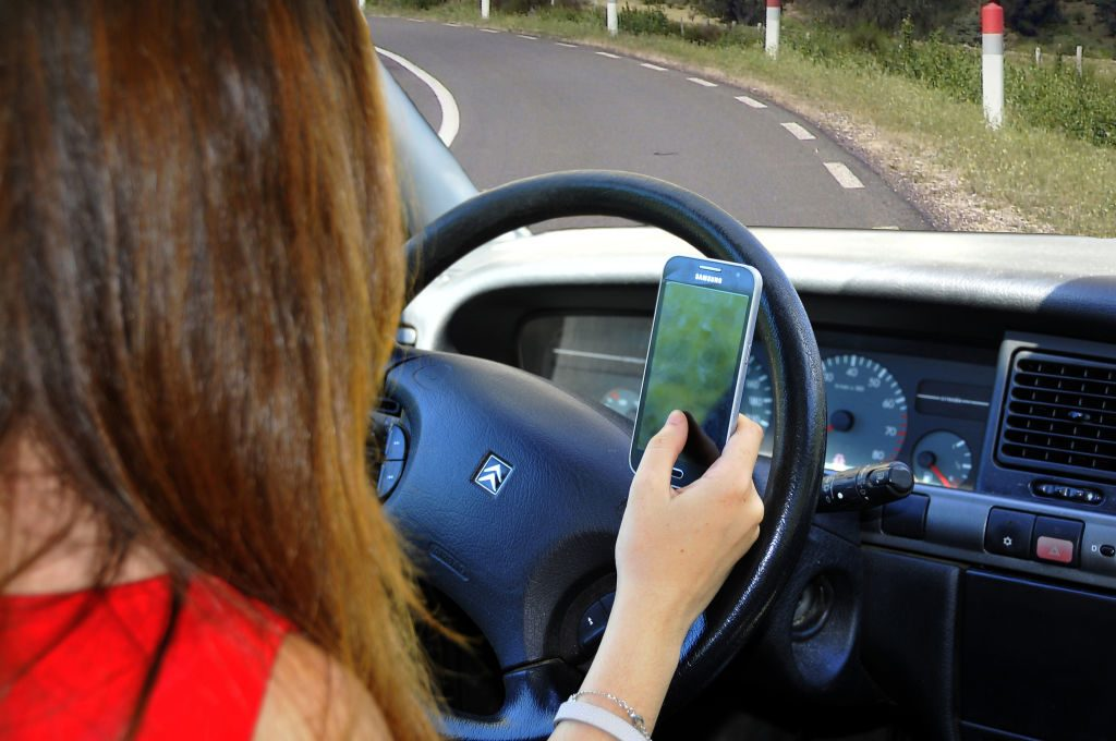 Distracted driving leading cause of car accidents