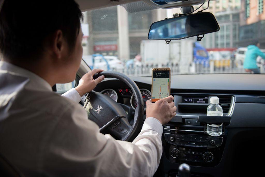 Wifi hotspot in car