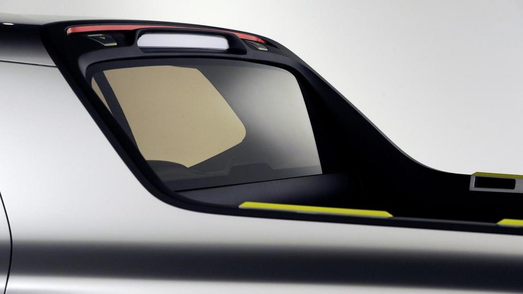 Hyundai Santa Cruz Concept Rear