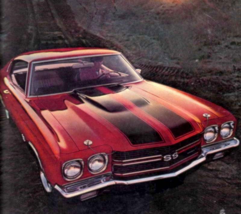 Fastest Classic Muscle Cars Of All Time