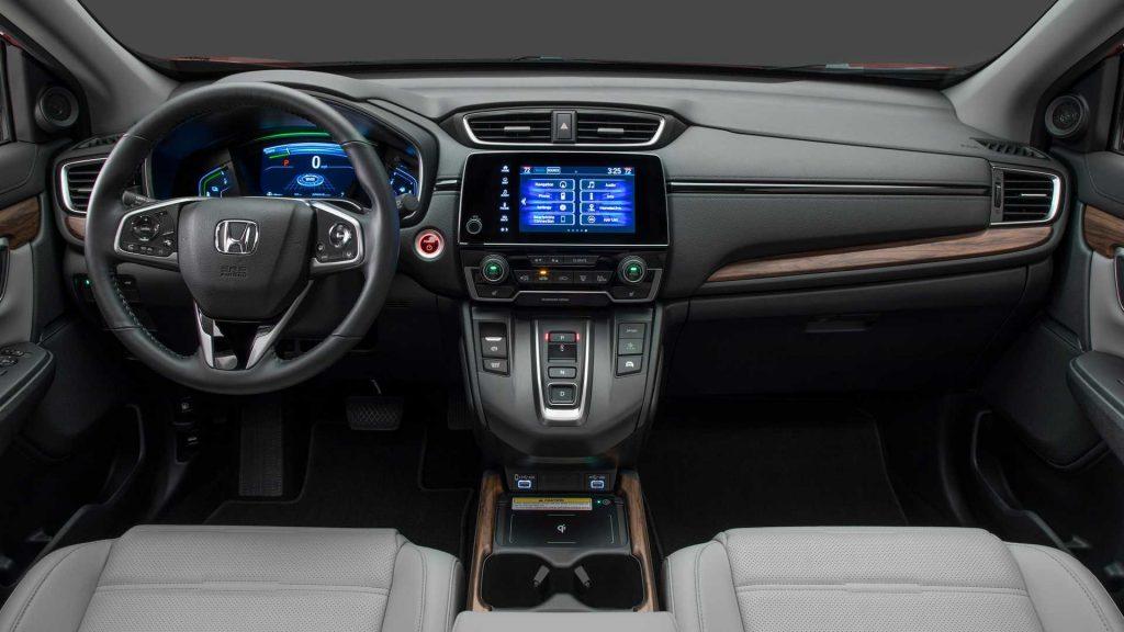 Honda CR-V Hybrid Interior