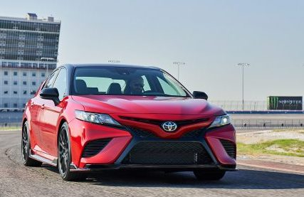 2020 Toyota Camry TRD Adds Performance and Handling
