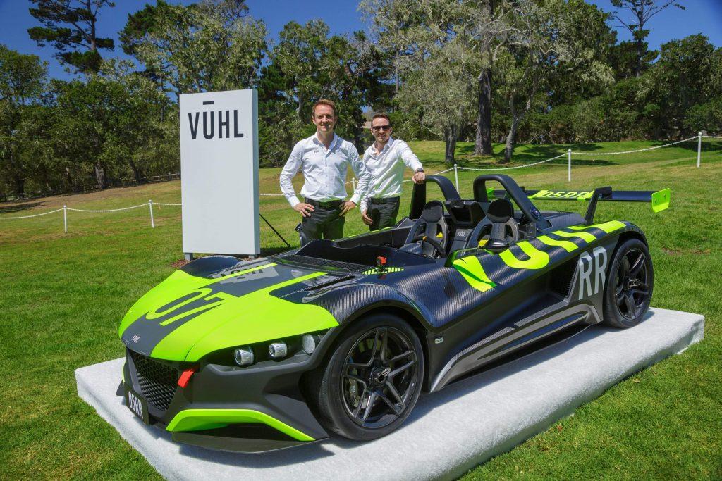 Vühl Road Racers Get US Dealers
