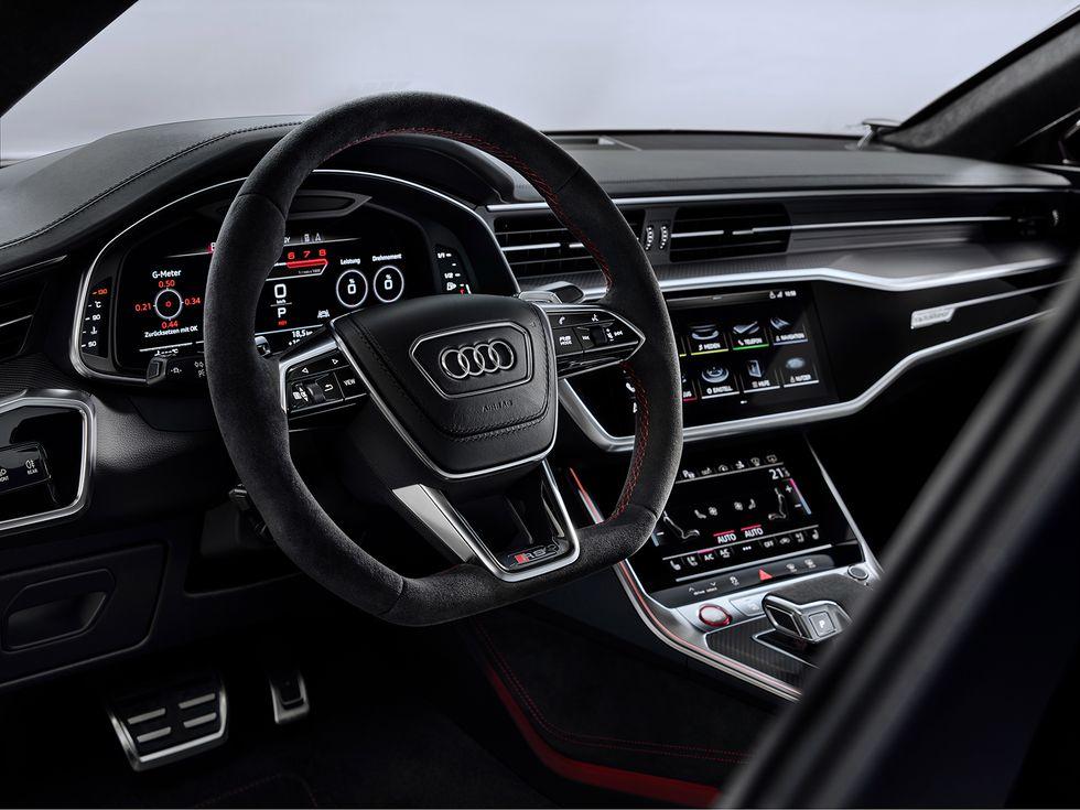 2020 Audi RS7 Interior Cabin