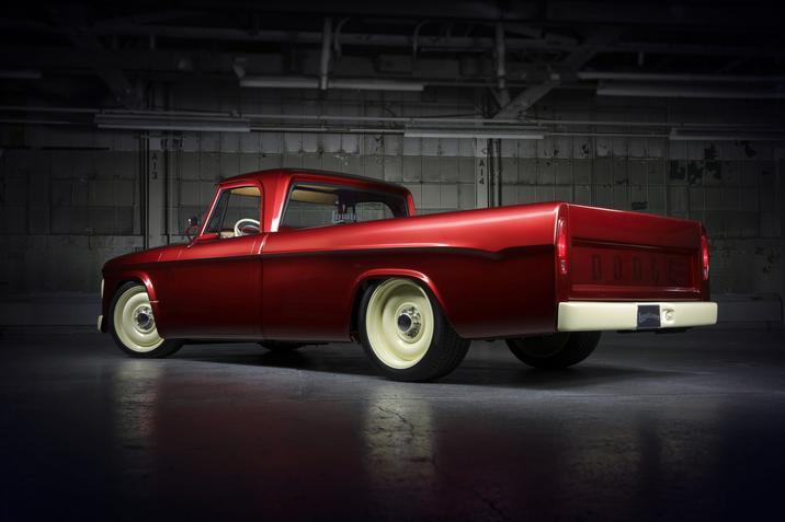 1968 Dodge D200 Lowliner Concept