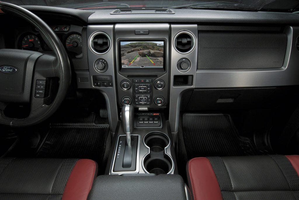 2014 F-150 SVT Raptor Special Edition Interior