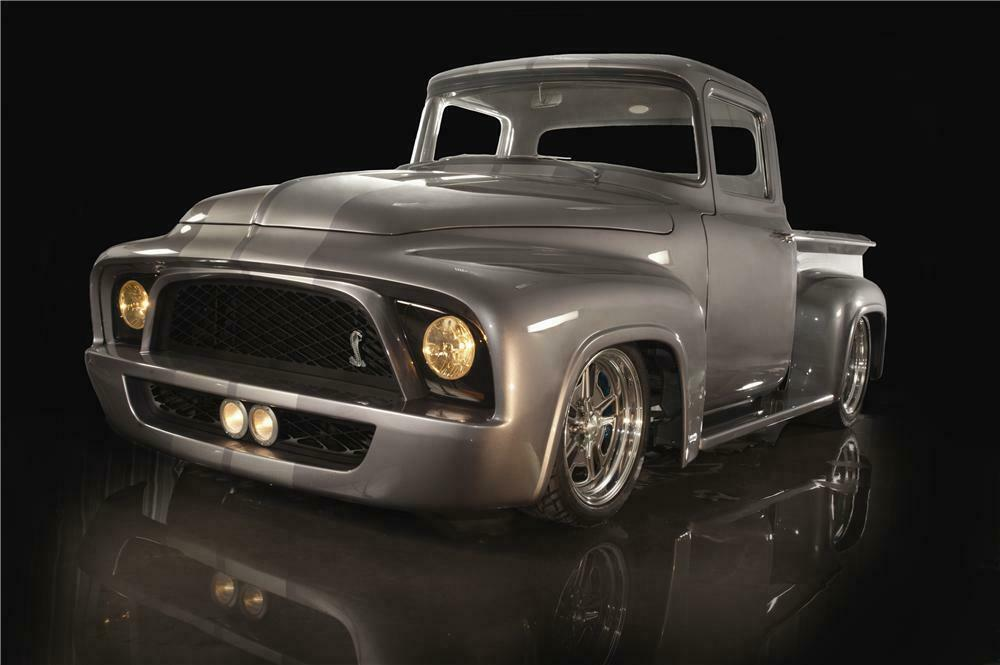 1956 Ford F-100 'Snakebit' Custom