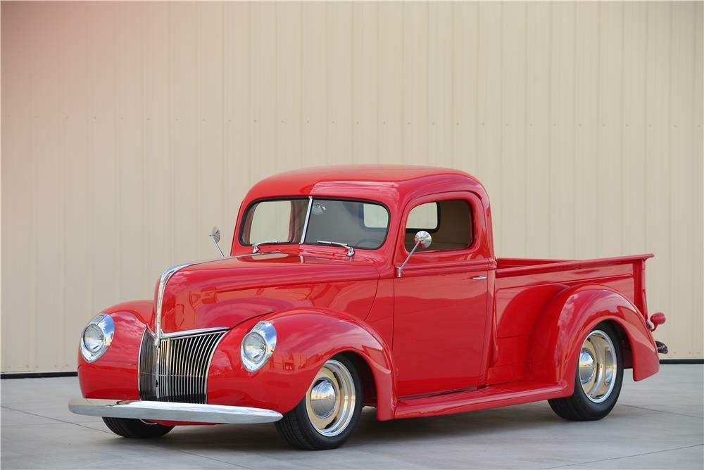1940 Ford Boyd Coddington Pickup