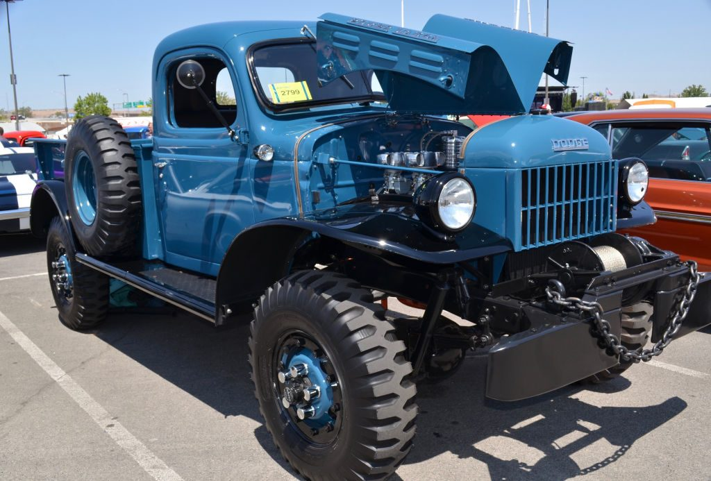 1948 Dodge Power Wagon | Getty
