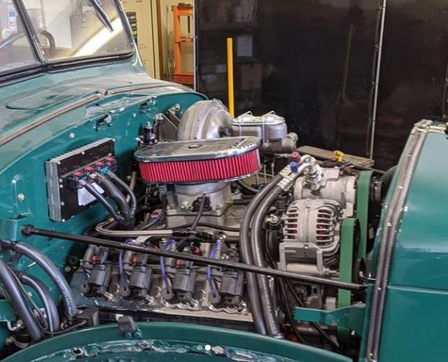 1947 Dodge Power Wagon Woodie Legacy Restoration-Legacy Instagram-006