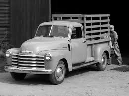 1951 Chevy Pickup-Getty