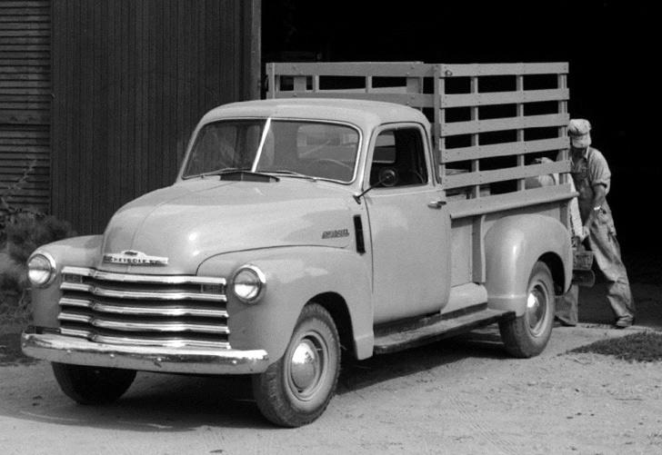 1951 Chevy Pickup | GM