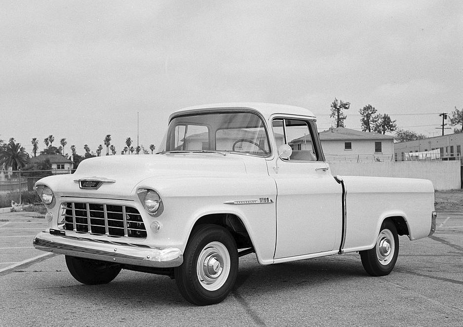 1955 Chevrolet 3100 Cameo Pickup