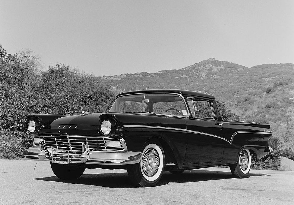 1957 Ford Ranchero | Getty