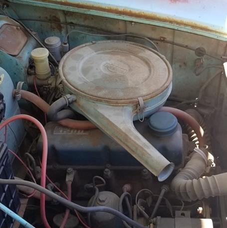 1958 Datsun Pickup