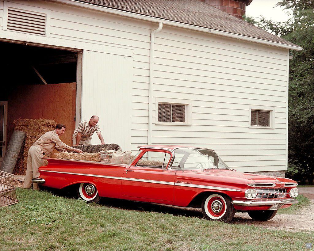 1959 Chevy El Camino | GM