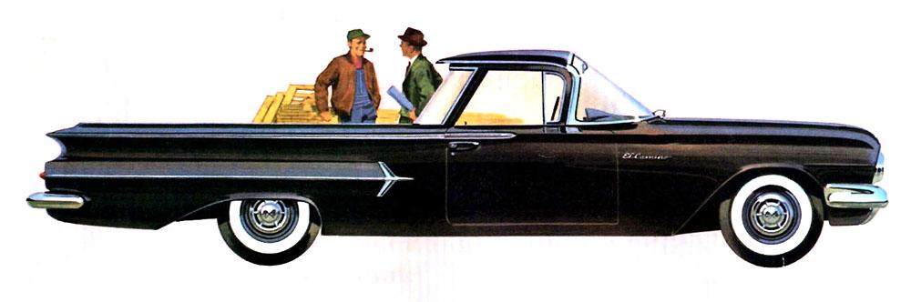 1960 Chevy El Camino | GM