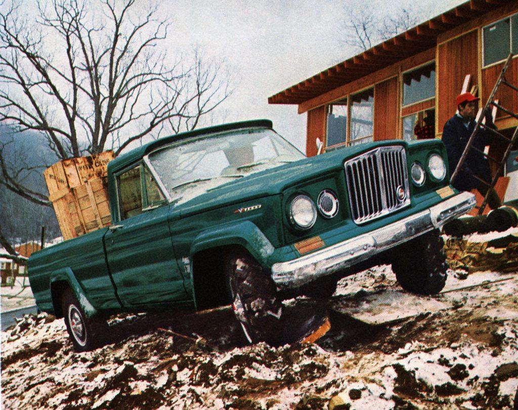 1965 Jeep Gladiator | FCA