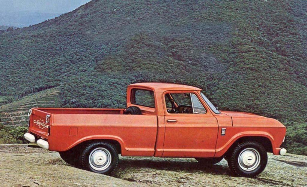 South American Chevy C10 Pickup | GM