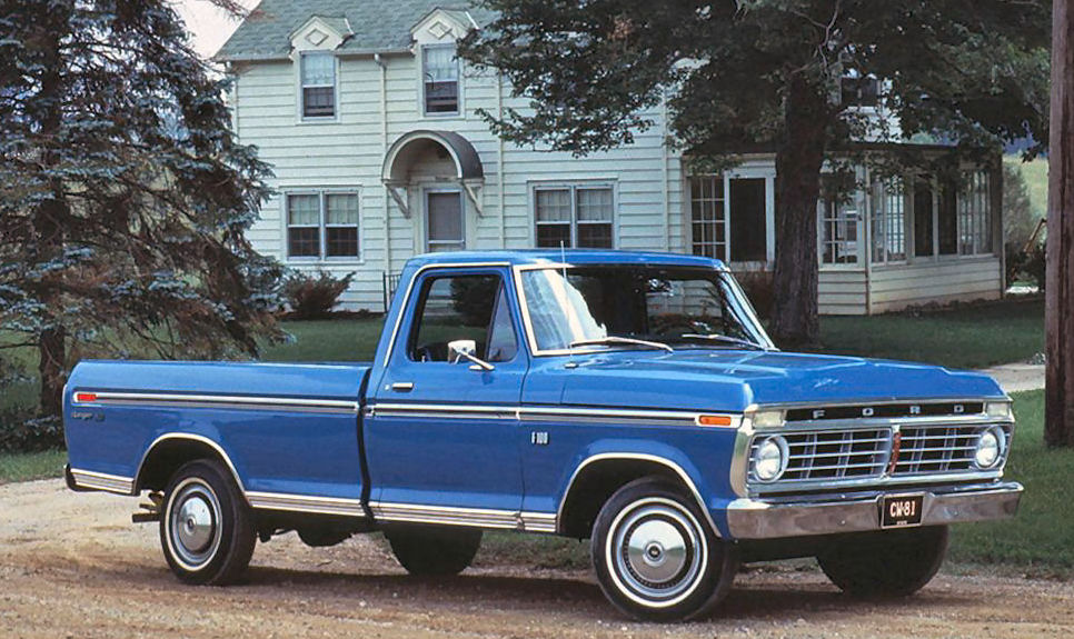 1973 Ford F-100 Truck | Ford-001