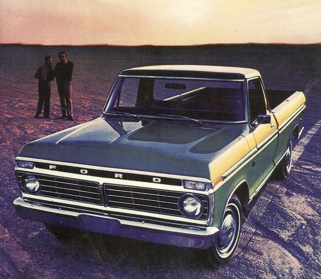 1973 Ford F-100 Truck | Ford-002