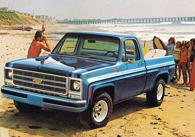 1974 Chevy C10 Pickup | GM