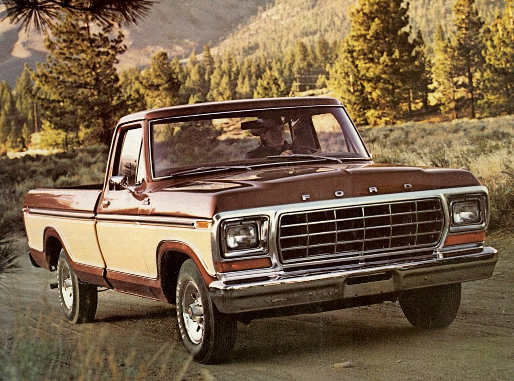 1978 Ford F-100 Truck | Ford-008