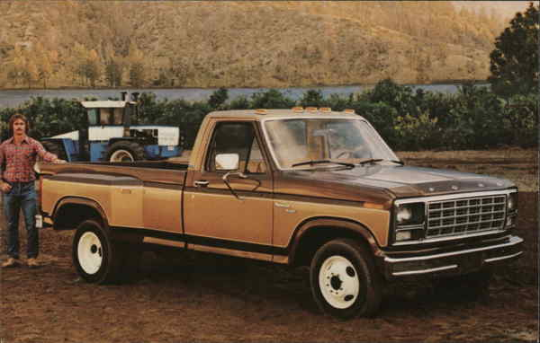 1980 Ford Six-Wheeler | Ford