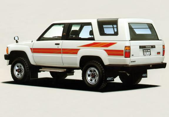 1985 Toyota Hilux | Toyota