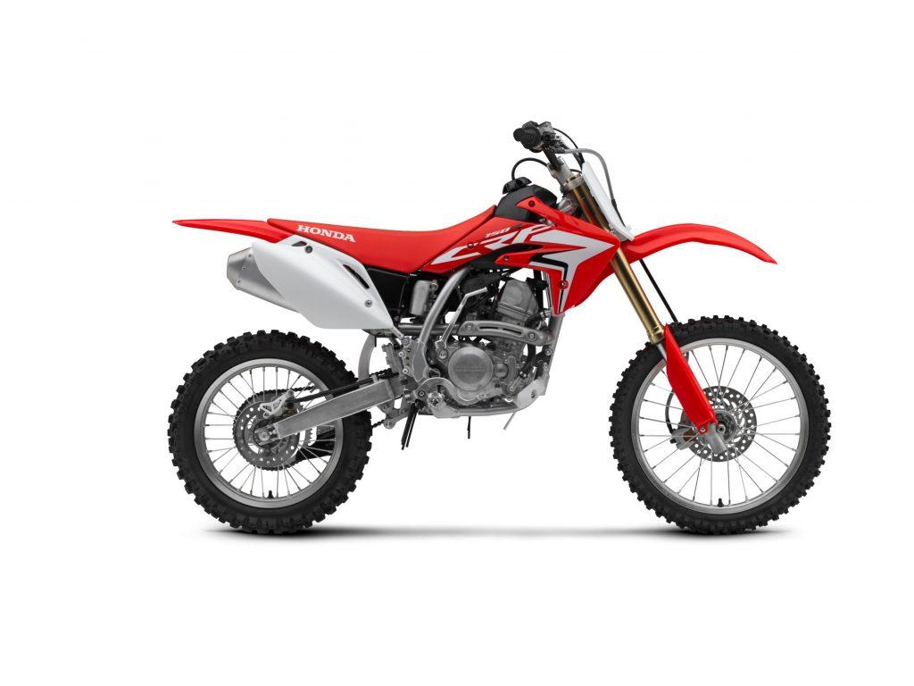 2020 Honda CRF150R Big Wheel