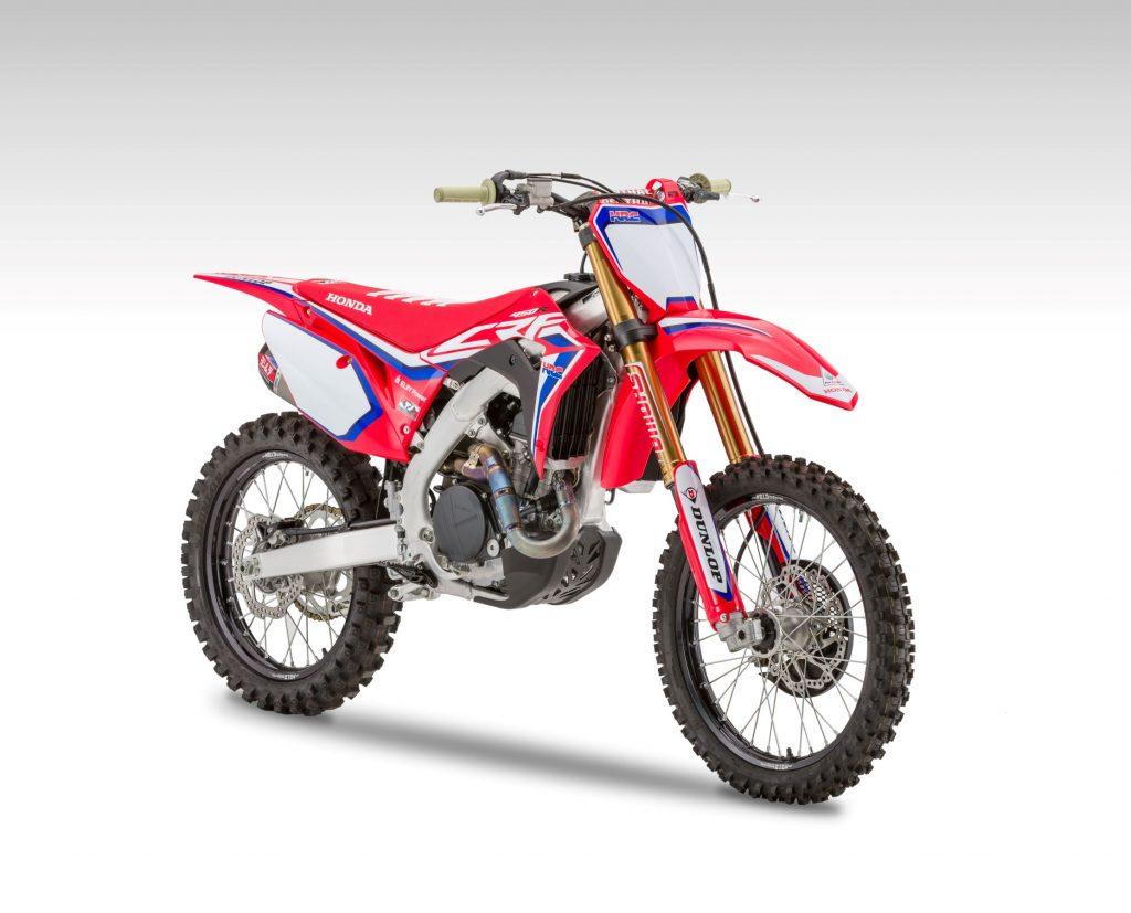 2020 Honda CRF450R WE