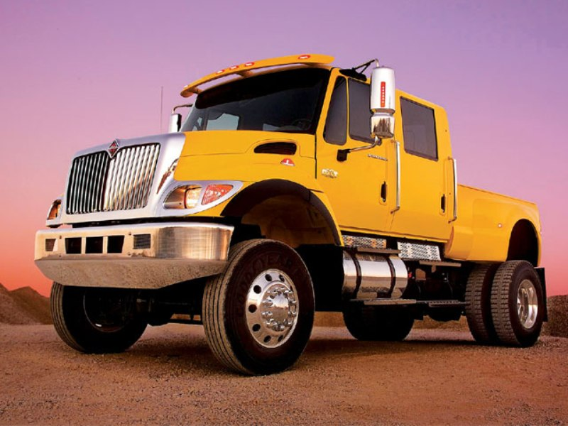 2005 International Extreme Pickup   International-00