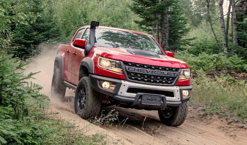 2019 Chevy ZR2 Bison | Chevrolet