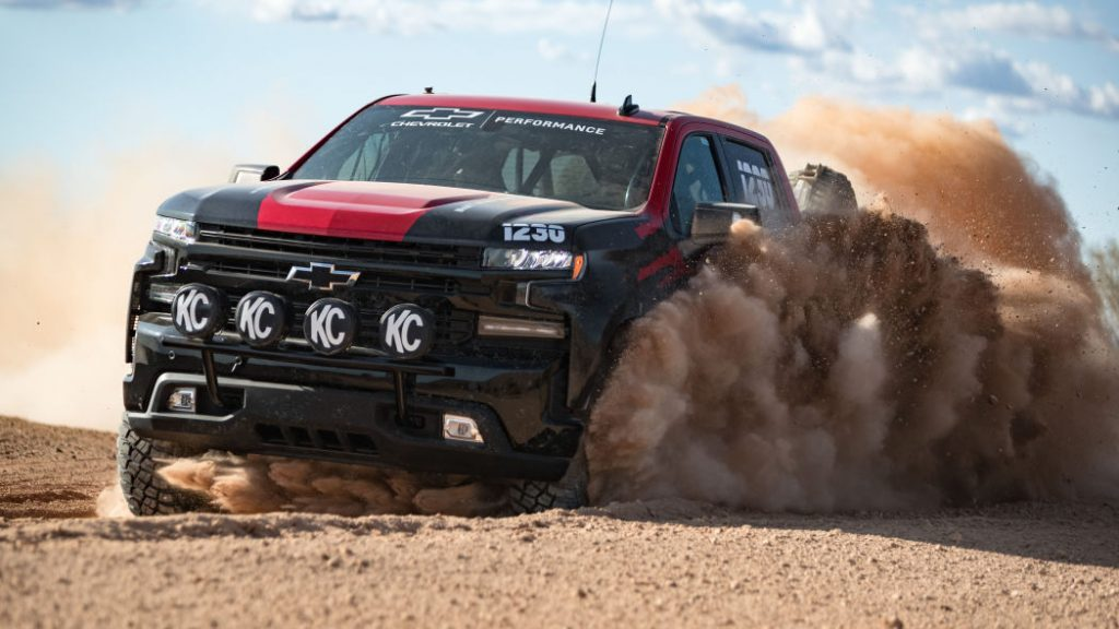 2020 Chevy Silverado ZR2 Race Truck-002