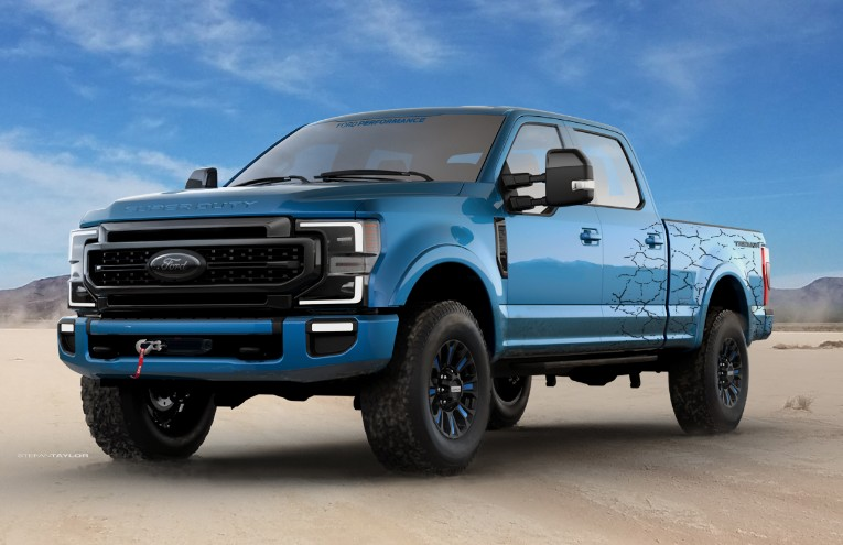 2020 Ford Accessories SEMA Vehicle | Ford