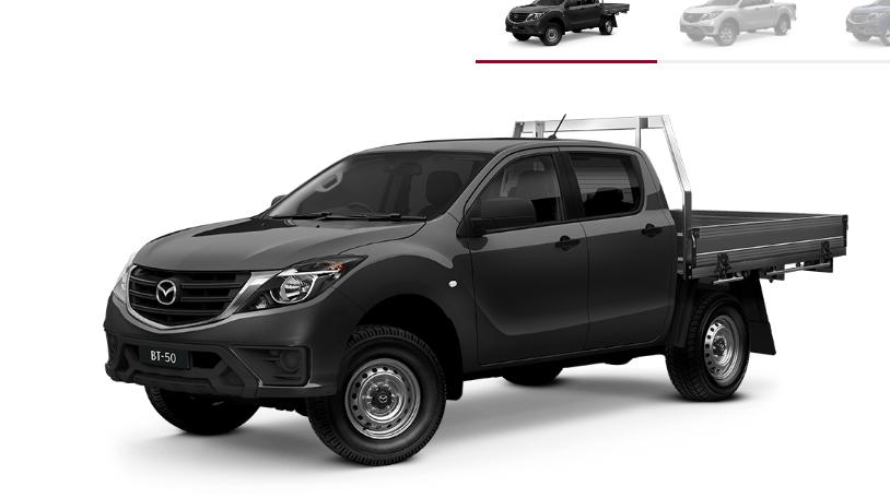 2020 Mazda BT-50 Midsize Pickup | Mazda-00