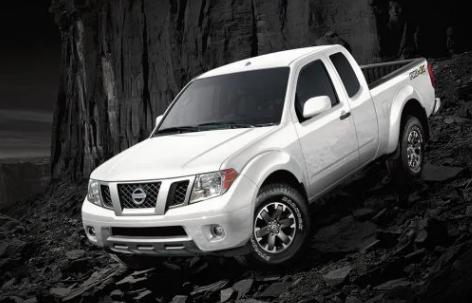 2020 Nissan Frontier | Nissan 001