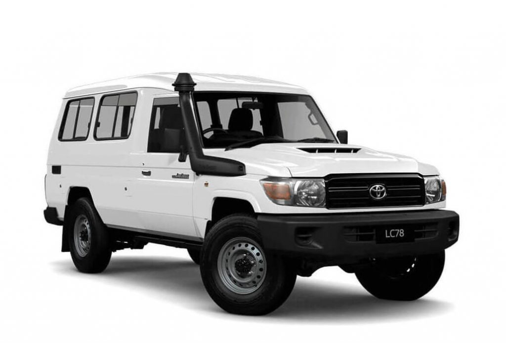 2020 Toyota Land Cruiser 70 Troop Carrier  | Toyota
