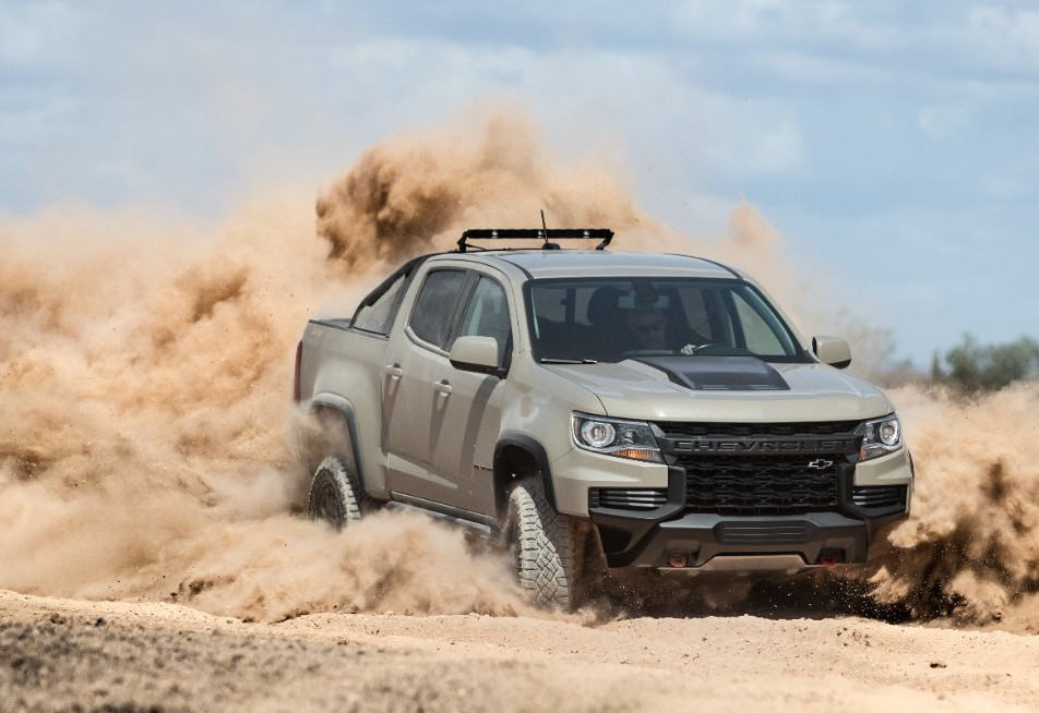 2021 Chevrolet Colorado ZR2 | Chevrolet