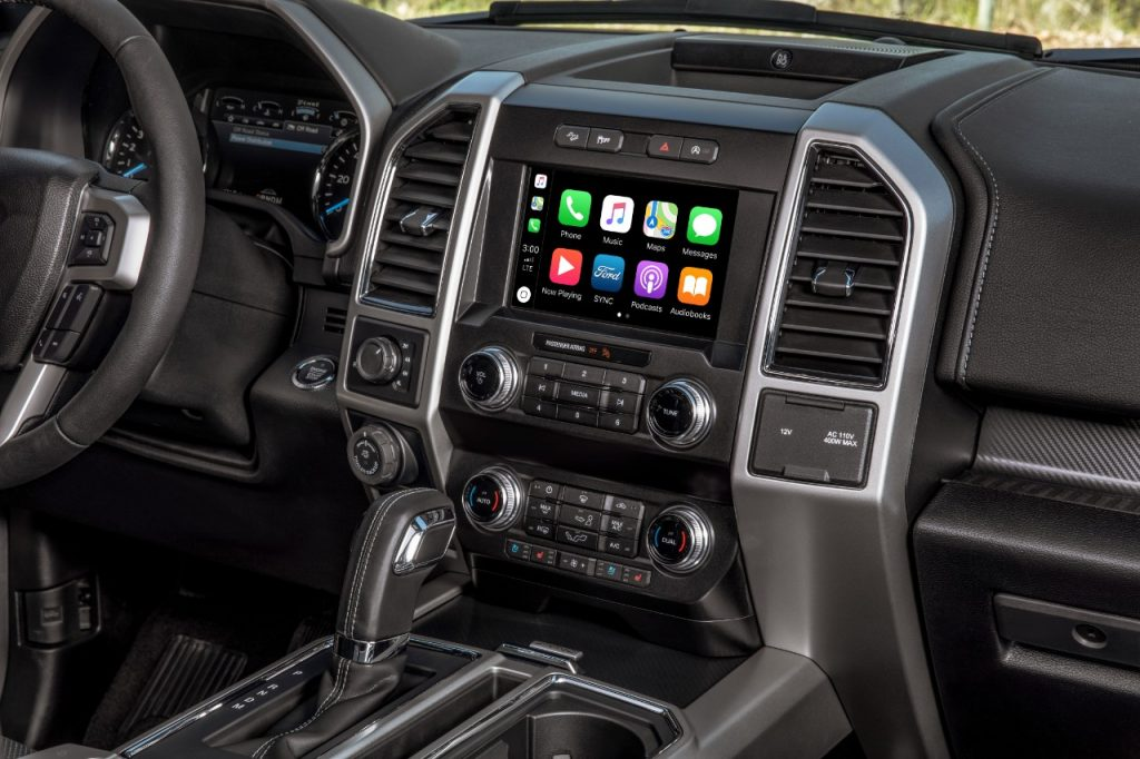 2020 Ford F-150 Lariat Interior