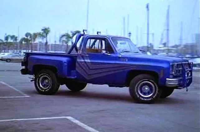 1977 Chevy Stepside CHIPs | NBC