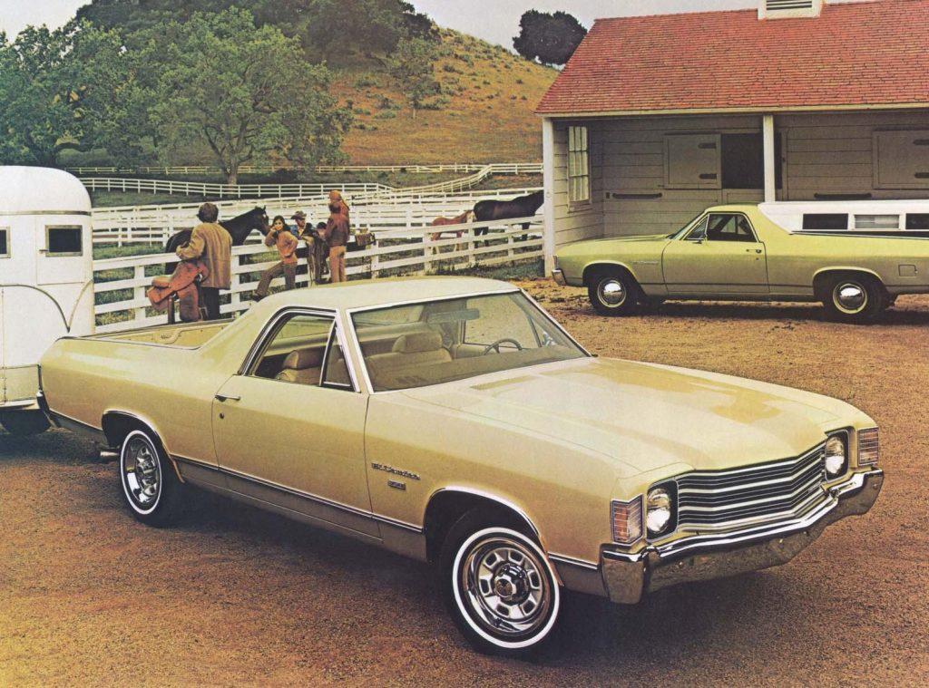 1972 Chevy El Camino | GM-002