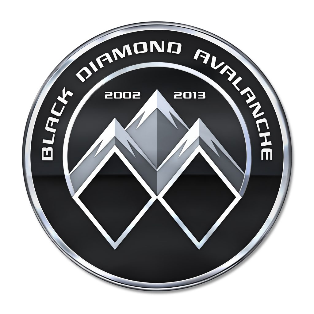 2013 Chevrolet Black Diamond Avalanche badge